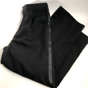 Boys formal black vest and pants